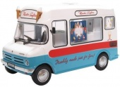 "BEDFORD CF Ice Cream Van ""Mister Softee"" 1975"