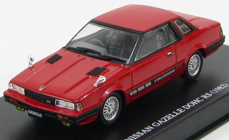 Nissan Gazelle Dohc RS (S110) Red