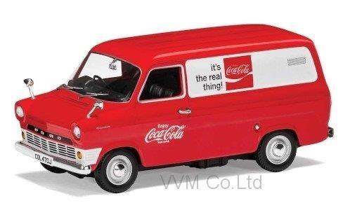 "FORD Transit Mk.I ""Coca Cola"" 1970 Red/White"