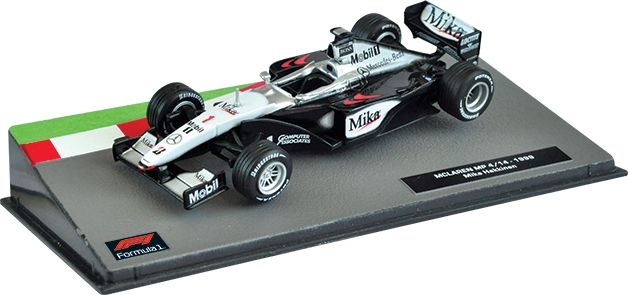McLaren MP 4/14 1999, Мики Хаккинена, Formula 1 Auto Collection 12
