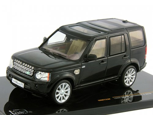 Land Rover Discovery 4 2010 Black