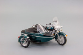 Harley Davidson 2001 FLHRC King Road Classic Sidecar