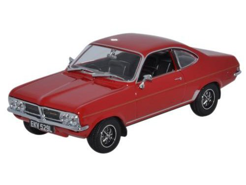 Vauxhall Firenza 1800SL 1972 Flamenco Red