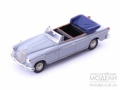 Maybach SW 38/42 Ponton-Convertible, gray, Germany, 1950