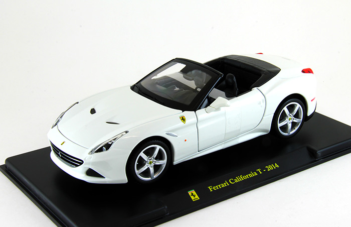 Ferrari California T - 2014 - white