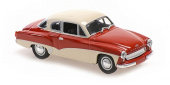 WARTBURG A 311 COUPE - 1958 - RED/WHITE