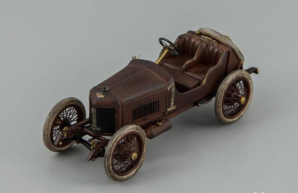 Hispano-Suiza 45CR Type Alfonso Xiii 1911