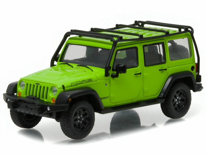 "Jeep Wrangler 4х4 Unlimited ""Moab Edition"" 2013 Gecko Green"