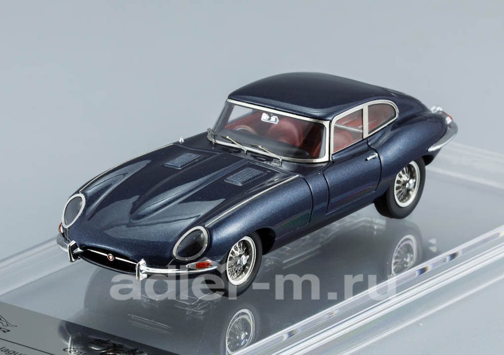 Jaguar E-Type Series 1 Coupe 1961 Indigo