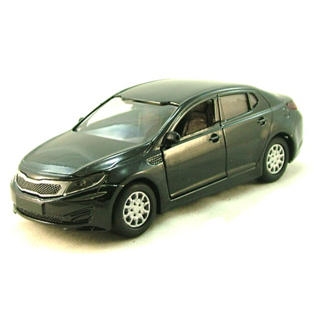 KIA Optima III (K5), MINICAR Series 1:34, черный