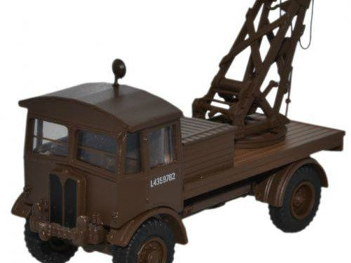 AEC Matador Wrecker British British Army SCC2 Brown (эвакуатор) 1942