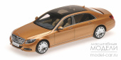 MERCEDES-MAYBACH S-CLASS - 2016 - GOLD