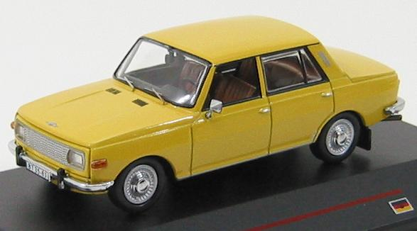 Wartburg 353 (1967) Yellow