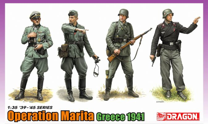 Operation Marita, Greece 1941