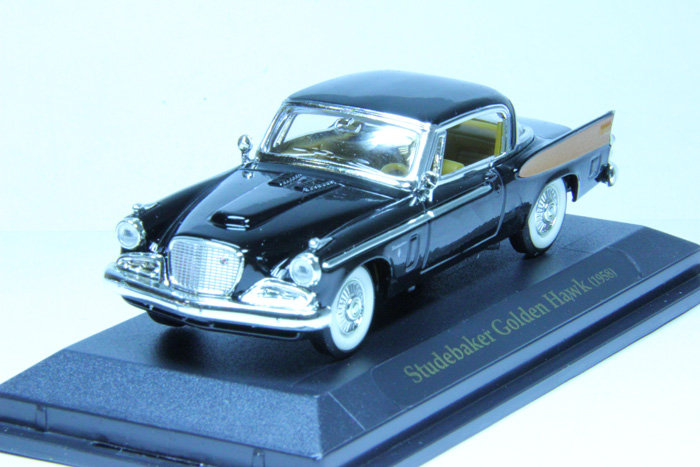 Studebaker Golden Hawk (1958) black