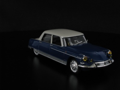 Citroen DS 21 Majesty -1967-