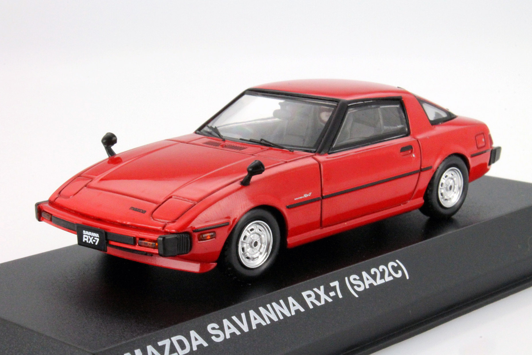 Mazda Savanna RX-7 (SA22C) Red