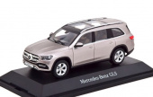 MERCEDES-BENZ GLS-Сlass (X167) 2019 Silver