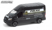 "FORD Transit LWB High Roof ""Terre Haute Indiana Police Prisoner Transport"" 2020"