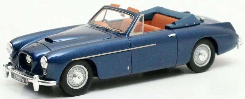 Bristol 405 Abbott Dhc 1956 Metallic Blue
