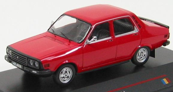 Dacia 1310 MSL 1984 Red