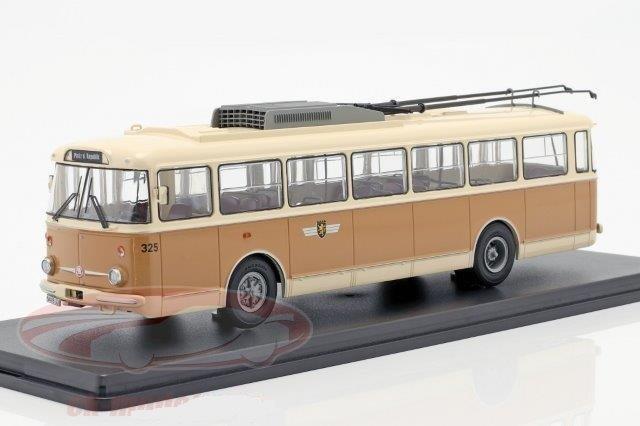 модели троллейбусов ручной работы
