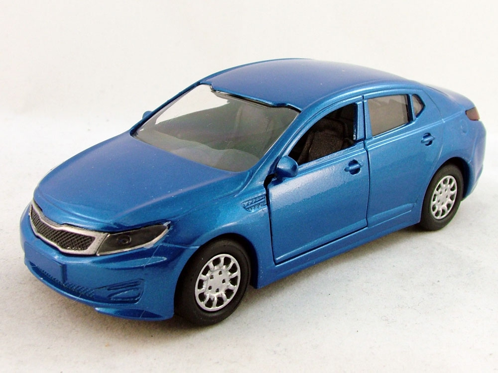 KIA Optima III (K5), MINICAR Series 1:34, синий