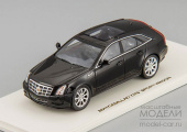 Cadillac CTS Sport Wagon (black raven)