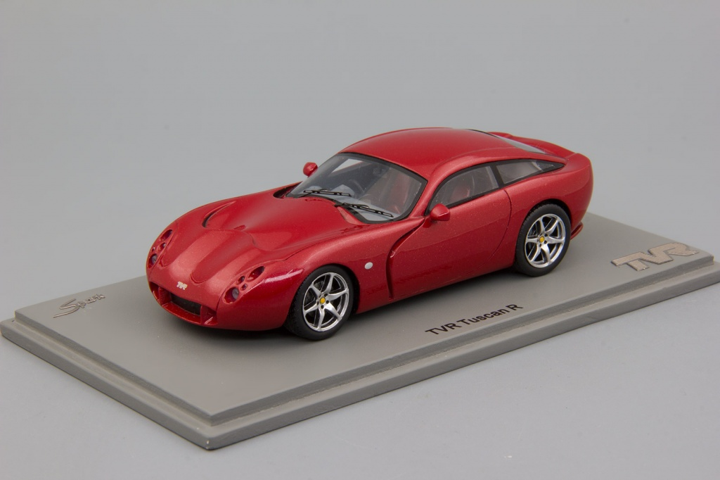 TVR Tuscan R (Metallic red)
