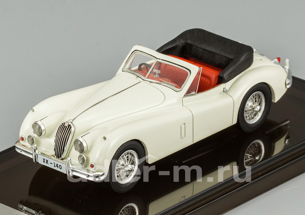 Jaguar XK140 Drop Head Coupe (cream)