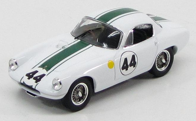 Lotus Elite #44 Winner Class Le Mans 1962 D.Hobbs, F.Garner