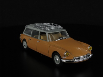 Citroen DS ID 19 Break-1960-