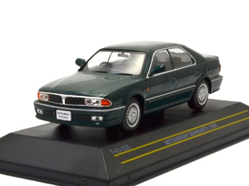 Mitsubishi Diamante 1990 Metallic Dark Green