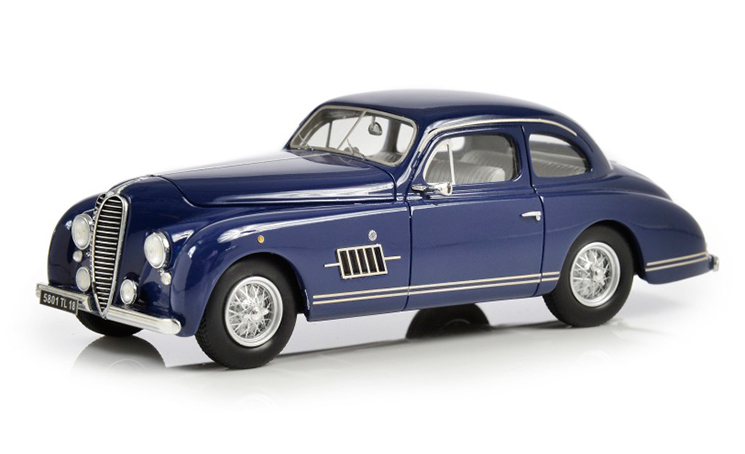 Delahaye 135M Coupe by Guillore 1949-1950 Blue