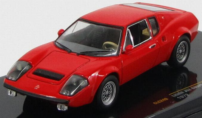 Ligier JS2 Coupe 1972 Red