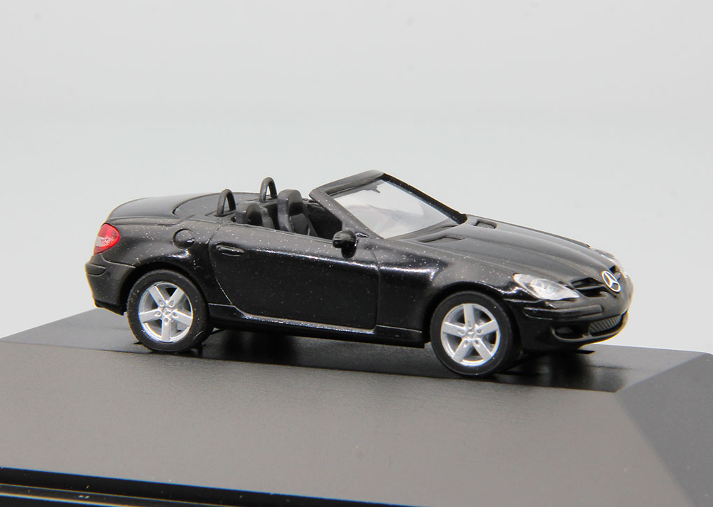 Mercedes-Benz SLK-Klasse W171 Black