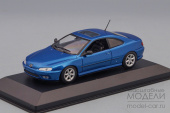 PEUGEOT 406 COUPE - BLUE METALLIC