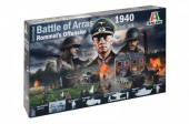 Сборная миниатюра WWII: 1940 BATTLE OF ARRAS - ROMMEL'S OFFENSIVE - BATTLE SET