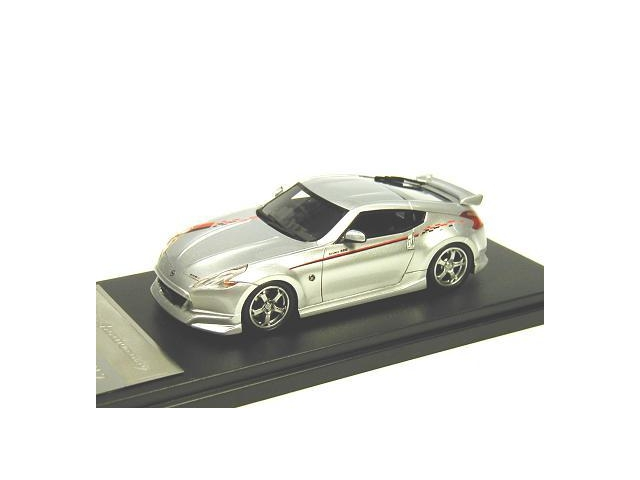 Nissan Fairlady Z (Z34) тюнинг Nismo S Tune 2009 silver