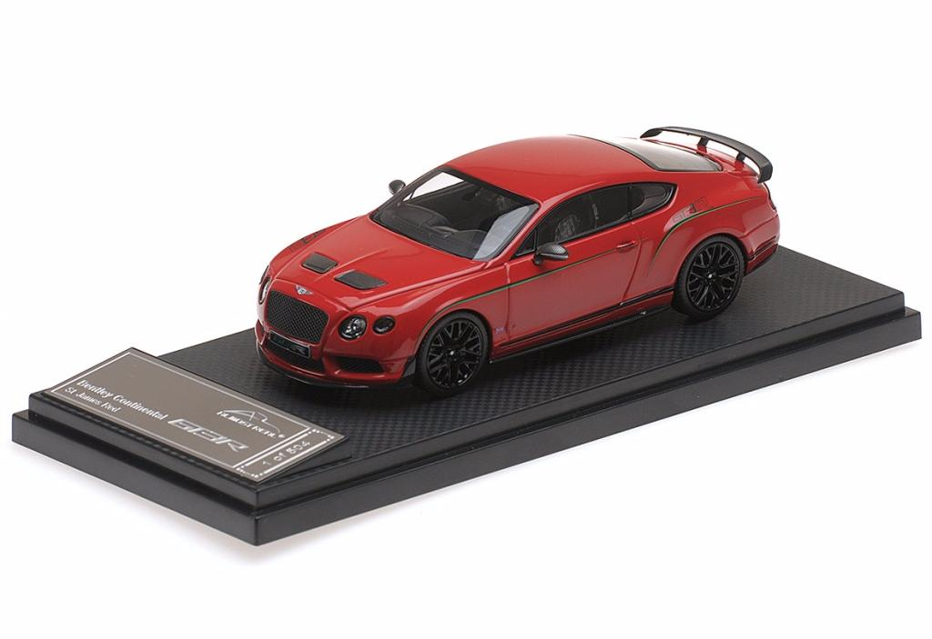 Bentley GT3-R - St. James China Edition (red)