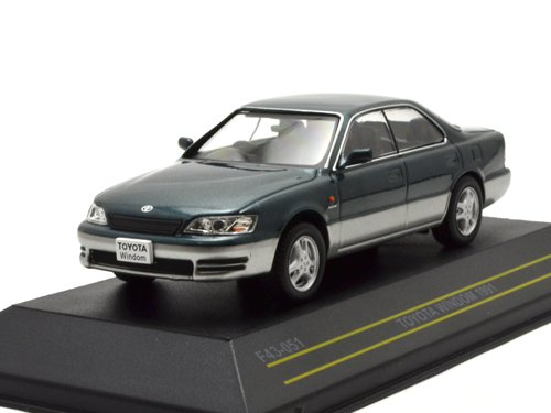 Toyota Windom 1991 Metallic Green/Silver