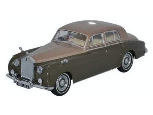 Rolls Royce Silver Cloud I 1955 Sand/Sable