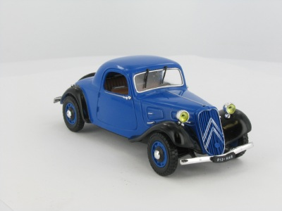 Citroen Traction 11 BL Coupe -1938-
