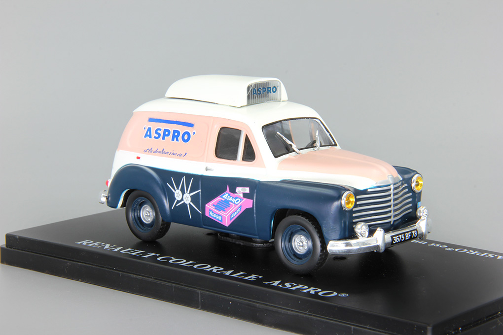 "Renault Colorale ""Aspro"""