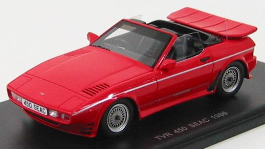 TVR 450 Seac Spider 1986 Red