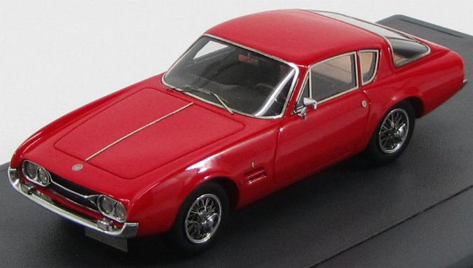Ghia 230S Coupe 1963 Red