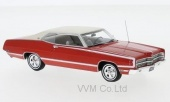 FORD XL Coupe 1969 Red/Light Beige
