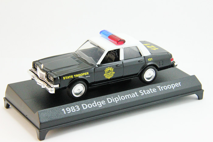 Dodge Diplomat (1983) State Trooper