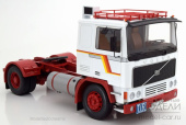 Volvo F12 (white/red)