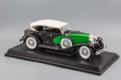 Duesenberg Model J (1934) Black/Green